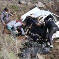 Siverek'te kaza: 2 ölü, 6 yaralı