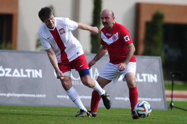 """""""Parlamentolar Arası Futbol Turnuvası"""" başladı"""