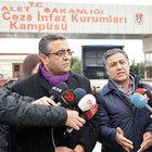 CHP'den Silivri Cezaevi'ne ziyaret