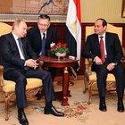 """""""Suriye'de siyasi çözüm arayışındayız"""""""