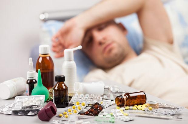 Grip ağrılarından kurtulmanın yolları