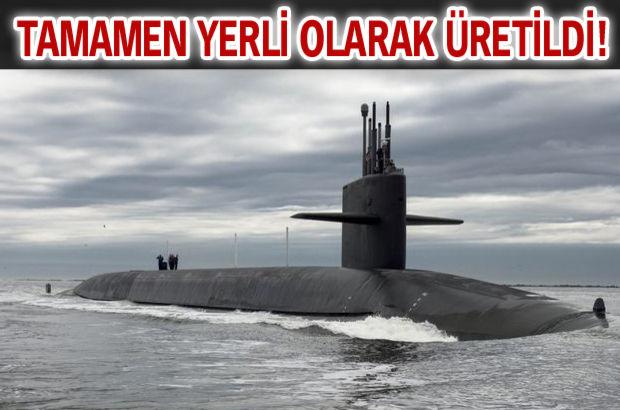 Almanya'ya denizaltı ihracı!
