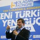 Başbakan Ahmet Davutoğlu: Cumhurbaşkanı dinlediler, şimdi bizi dinliyorlar Başbakan olarak