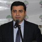 HDP Eş Genel Başkanı Selahattin Demirtaş: İç güvenlik paketi barış ve müzakere sürecini dinamitleyecek kadar tehlikelidir
