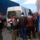 Yasadışı yolardan Bulgaristan'a geçmek isteyen kişiler yakalandı