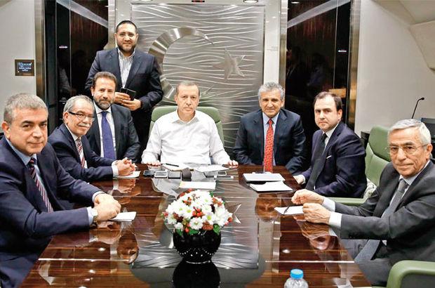 Recep Tayyip Erdoğan Meksika ziyareti