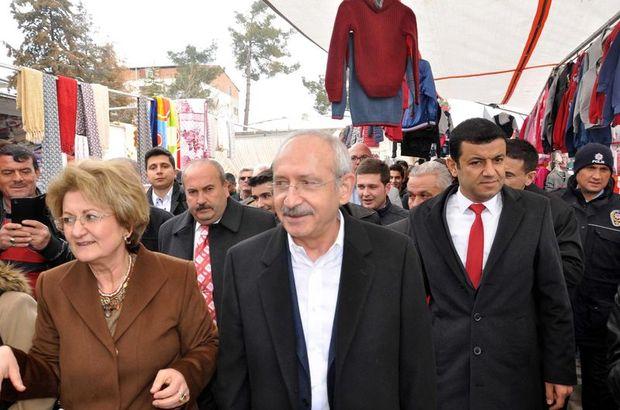 CHP Genel Başkanı Kemal Kılıçdaroğlu Denizli'yi ziyaret etti
