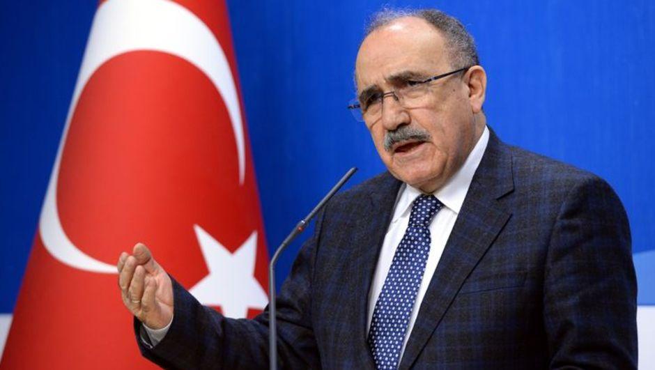 AK Parti Genel Başkan Yardımcısı ve Parti Sözcüsü Beşir Atalay televizyonda konuştu