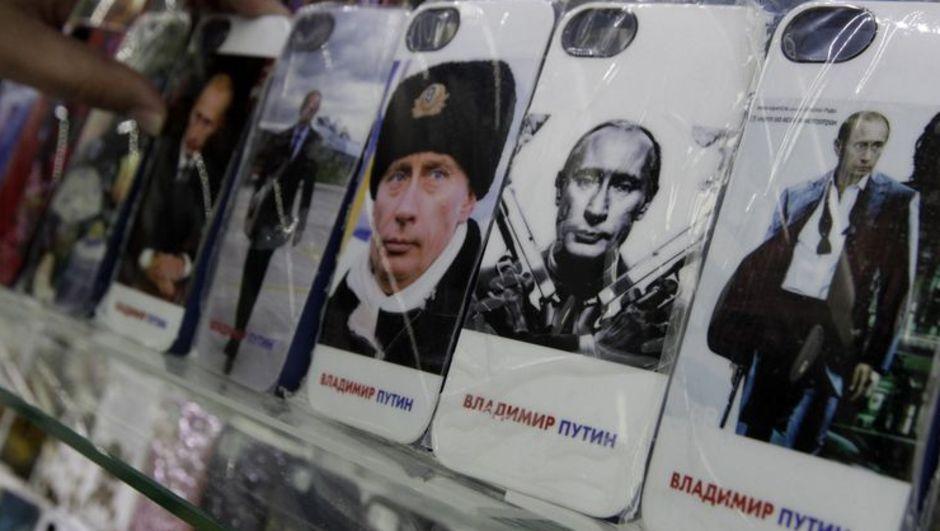 Vladimir Putin seçim anketi