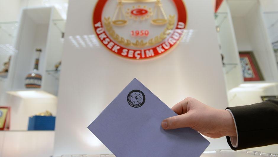 Yüksek Seçim Kurulu'nun kararı Resmi Gazete'de yayımlandı