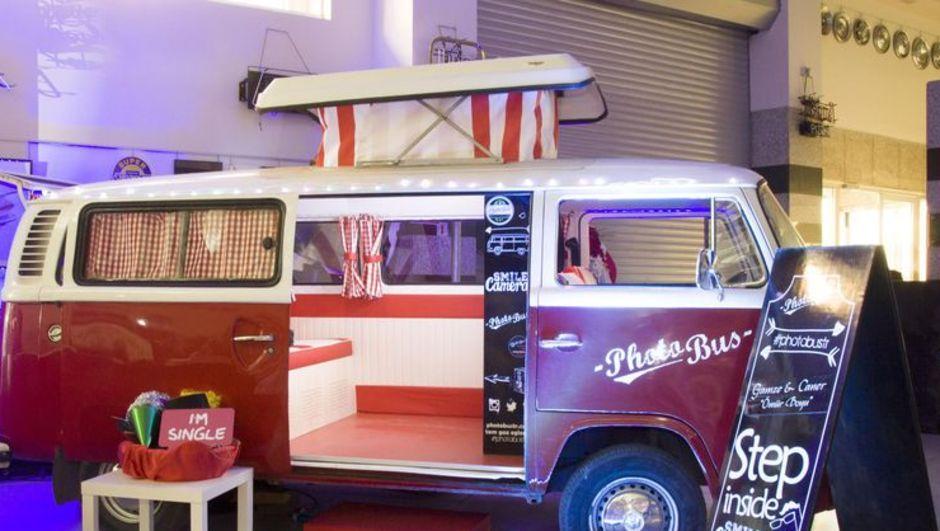 Şişli'de aşk minibüsü
