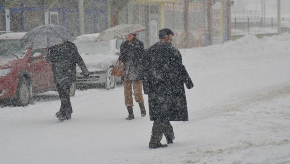 Kar yağışı soğuk hava yurtta hava durumu