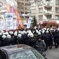 Ankara'da TMMOB eyleminde gerginlik