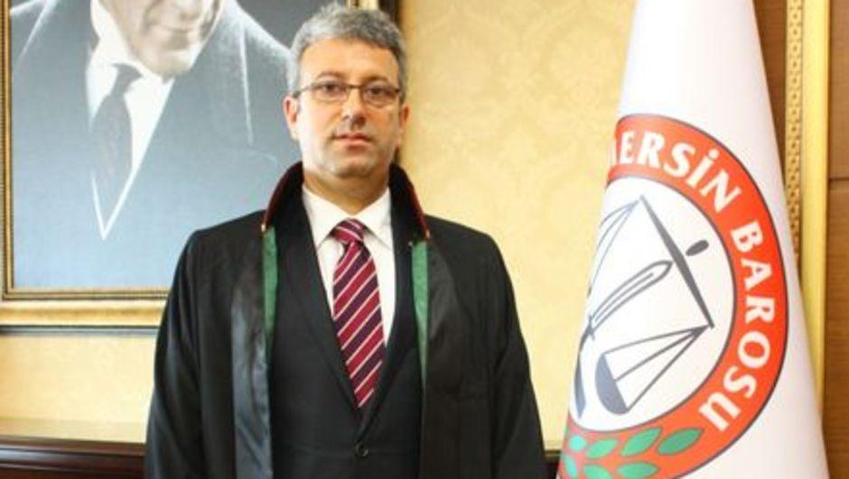 Mersin Barosu Başkanı Alpay Antmen, Özgecan Aslan