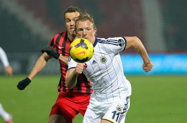 Dirk Kuyt, Gaziantepspor maçını değerlendirdi