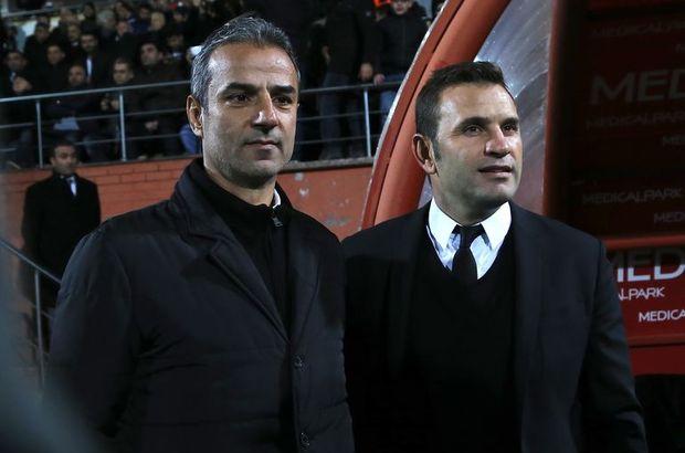 Fenerbahçe Teknik Direktörü İsmail Kartal