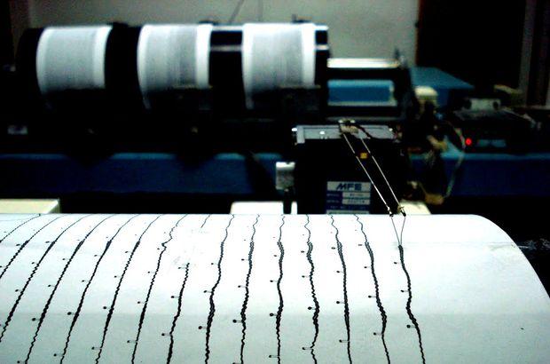 Akdeniz'de 3.5 büyüklüğünde bir deprem meydana geldi