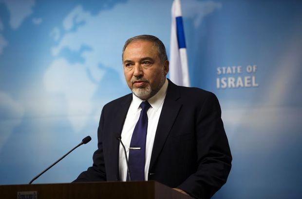İsrail Dışişleri Bakanı Avigdor Lieberman: Savaş sadece an meselesidir