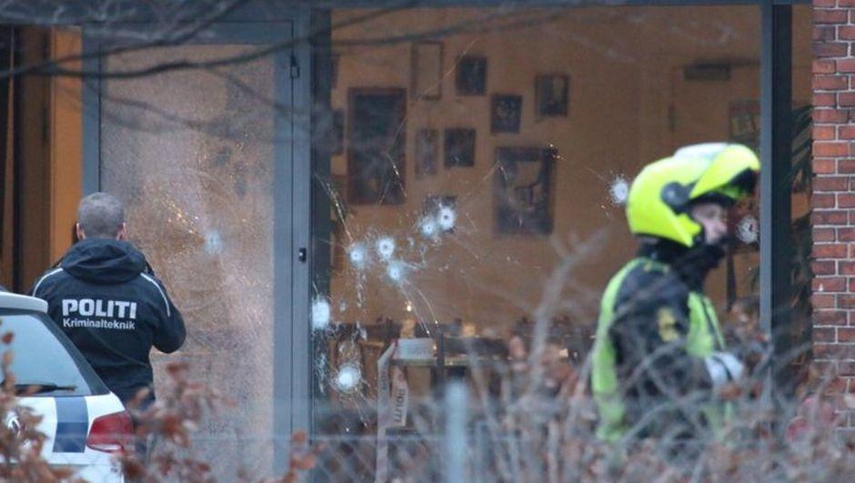 Danimarka, Charlie Hebdo saldırısı ve ifade özgürlüğünün tartışıldığı toplantı, silahlı baskın