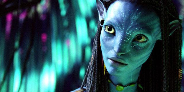 En iyi 3D filmler, en iyi 3 boyutlu filmler, Avatar filmi