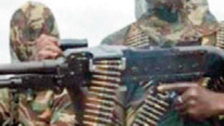 Boko Haram Gambo kentini işgal etti
