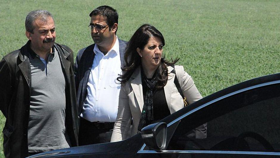 HDP heyeti, Kandil görüşmesi