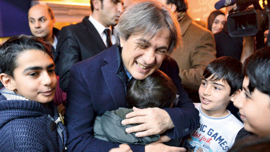 Beyoğlu Belediye Başkanı Ahmet Misbah Demircan, Piripaşa İlköğretim Okulu müjdesi
