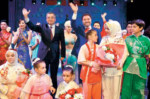 Koç yılı, Çin Mutlu Bahar Bayramı – Pekin'in Gecesi,  Prof. Dr. Türkan Saylan Kültür Merkezi'nde (TSKM)