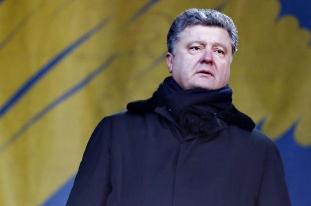 Ukrayna lideri Poroşenko endişeli