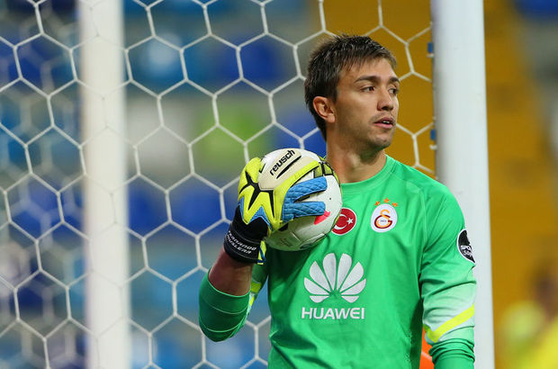 Galatasaray kalecisi Fernando Muslera