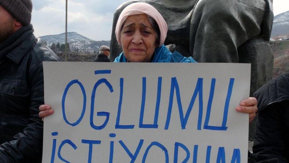 CHP Genel Başkanı Kemal Kılıçdaroğlu, Tunceli, Fidan Uludağ, açlık grevi