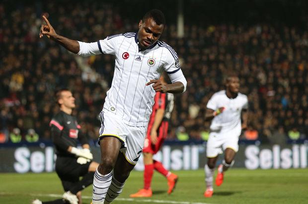 Emenike, bu sezon Fenerbahçe formasıyla çıktığı resmi maçlarda 4 gol 5 asist ortalamaları tutturdu