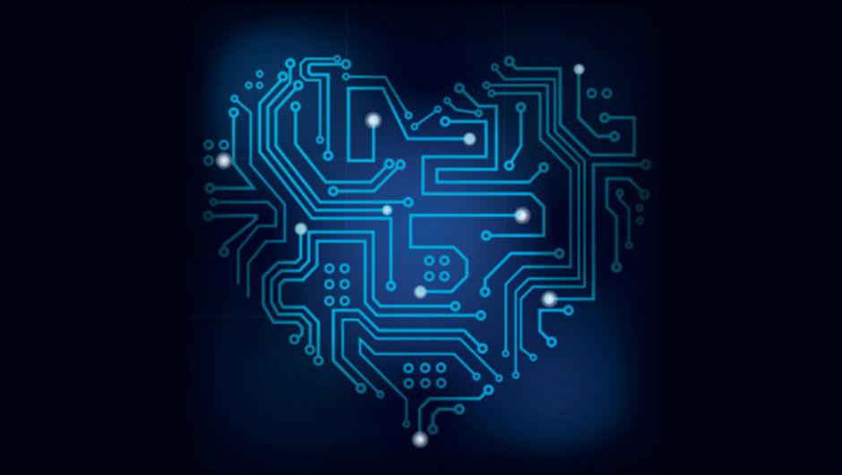 1600 kalp dijital ortamda