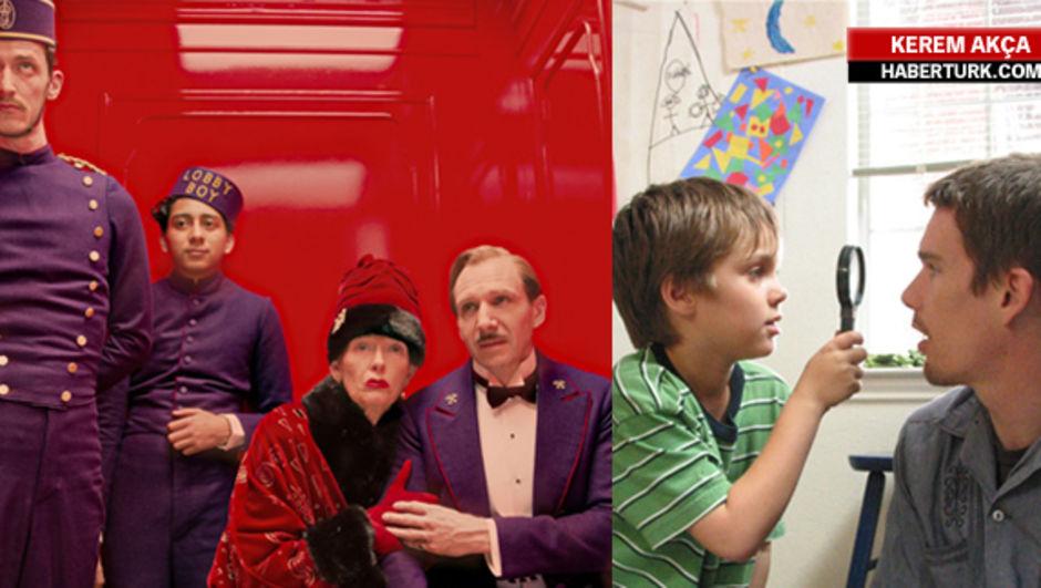 87. Oscar Ödülleri, Kerem Akça, Büyük Budapeşte Oteli, Çocukluk