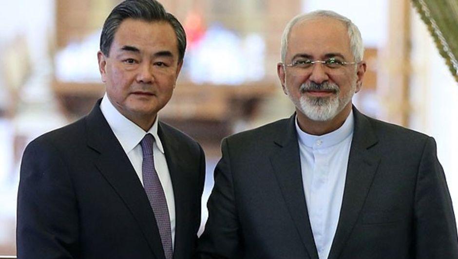 İran: Çin'in rolü umut verici