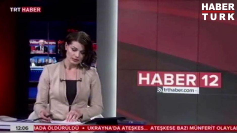 Spiker Canan Yener Reçber Özgecan Aslan'ın haberini sunarken gözyaşlarına boğuldu