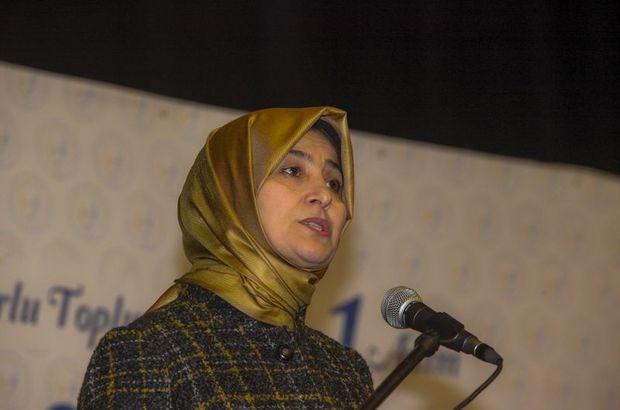Sare Davutoğlu'ndan kadın cinayetleri için seferberlik çağrısı