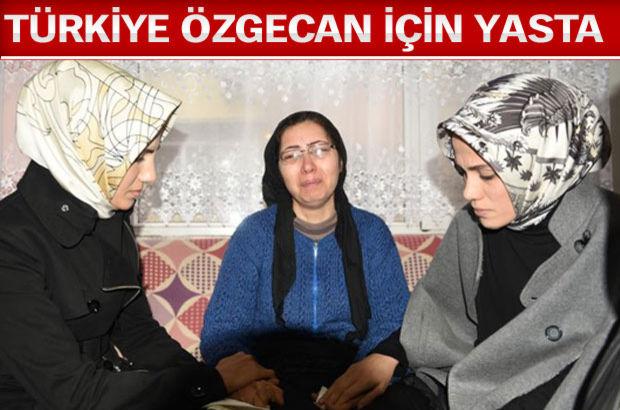 Sümeyye Erdoğan, Esra Albayrak, Özgecan Aslan, Mersin