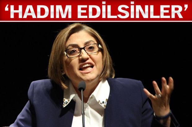 Gaziantep Büyükşehir Belediye Başkanı Fatma Şahin'den Özgecan Aslan yorumu: Hadım edilsinler