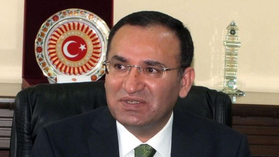 Adalet Bakanı Bekir Bozdağ: Özgecan Aslan'ın katilleri en ağır cezayı alacaklar