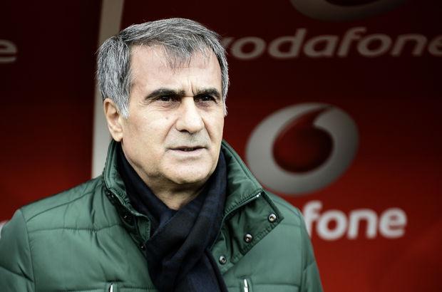 Şenol Güneş, Beşiktaş maçı sonrası sert konuştu!