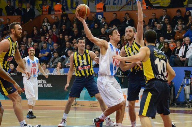 Tofaş - Fenerbahçe Ülker Basketbol maçı