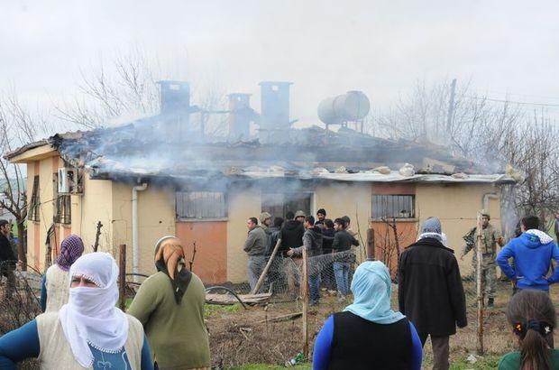Diyarbakır'ın Bismil ilçesinde köylüler çatıştı