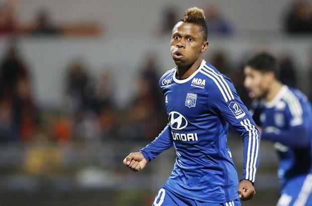 Lyon ile Lorient 1-1 beraber kaldı