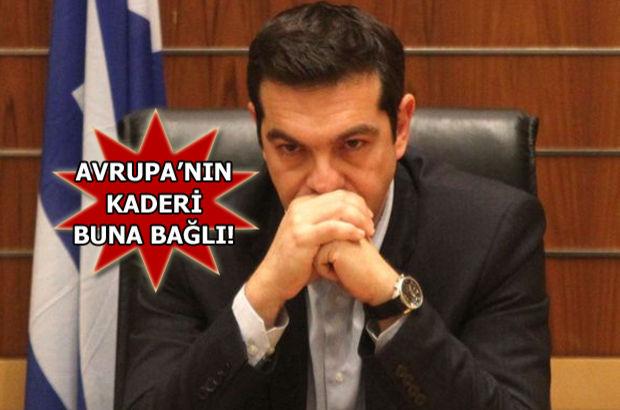 Yunanistan AB kritik görüşme