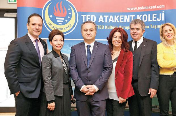 Türk Eğitim Derneği  Atakent  İngiliz mesleki eğitim programı
