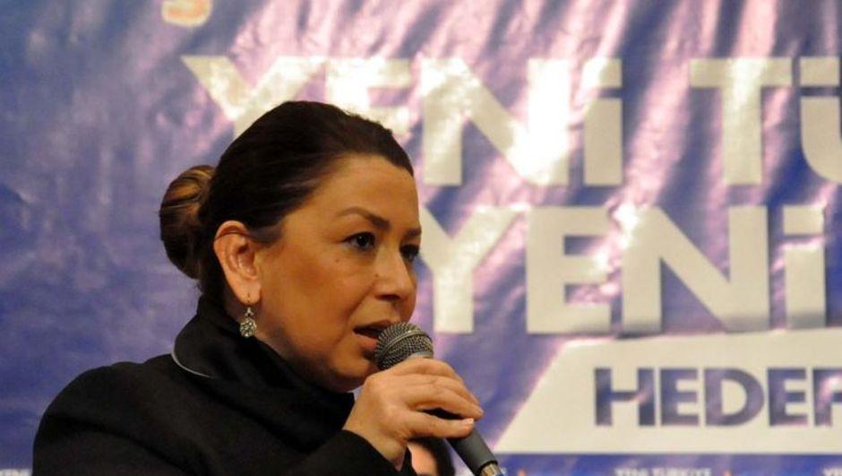 Ak Parti kadın şiddet