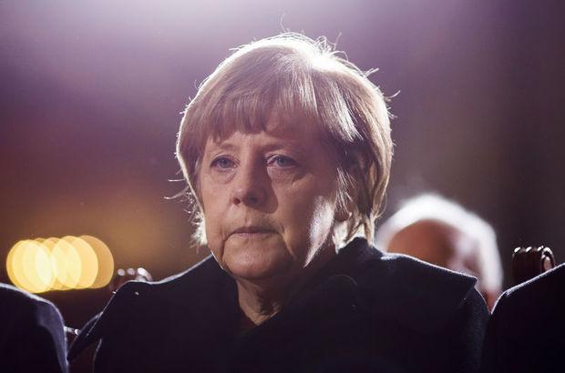 Merkel'e büyük şok!
