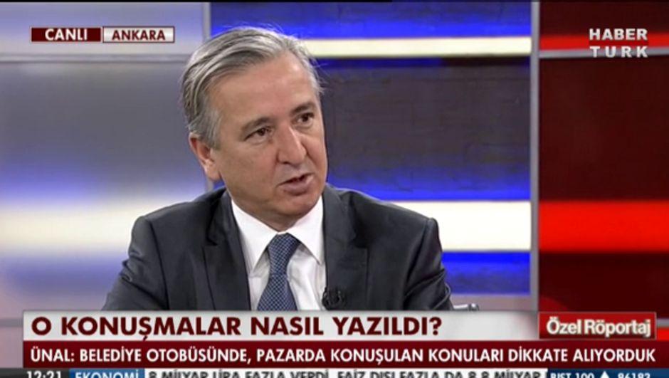 Cumhurbaşkanı Erdoğan, metin yazarlığı, Aydın Ünal, Habertürk, Aysun Torun