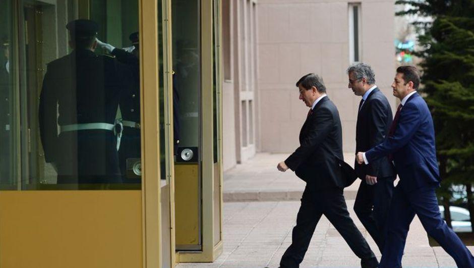 Bakanlar Kurulu bugün Başbakan Ahmet Davutoğlu başkanlığında toplandı
